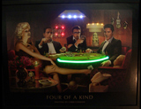 Four Of A Kind Neon/Led Picture