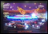 Haileys Diner Neon/Led Picture