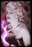 Marilyn Monroe Perfume Neon/Led Picture