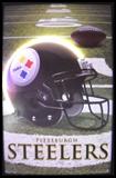 Steelers Helmet Neon/Led Picture
