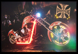 West Coast Choppers Bike Neon/Led Picture