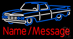 Custom Car 4 Neon Sign