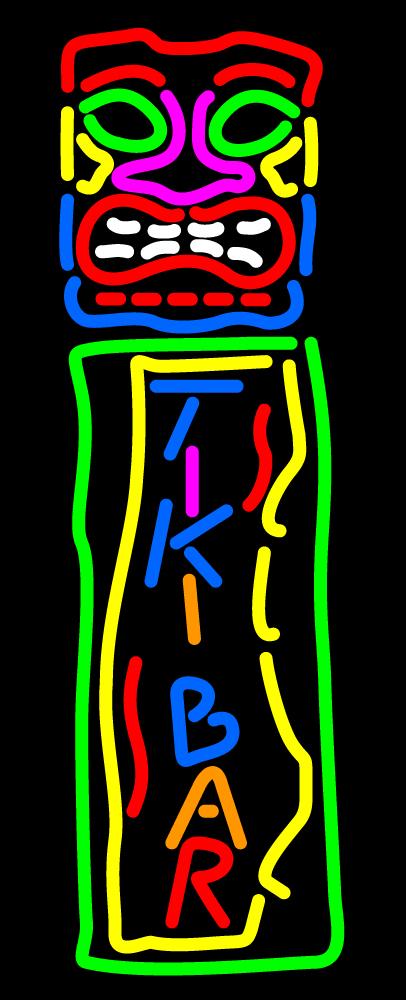 Tiki Bar Neon Sign|Tiki Bar Neon Signs- Every Thing Neon