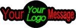 Custom With Logo Led Sign