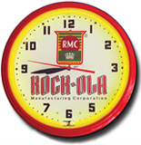 Rock-Ola 20 Inch Neon Clock