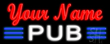 Custom Pub Neon Sign