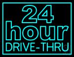 Drive Thru Neon Signs