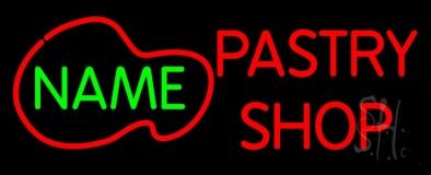 Custom Pastry Shop Neon Sign