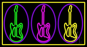 Guitar Neon Signs Every Thing Neon #0: n105 guitars neon sign