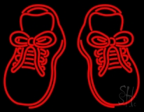Sneakers Neon Sign