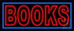 Double Stroke Books Neon Sign