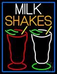 Milk Shakes Neon Sign