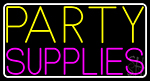 Party Supplies 1 Neon Sign