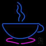 Coffee Logo Neon Sign