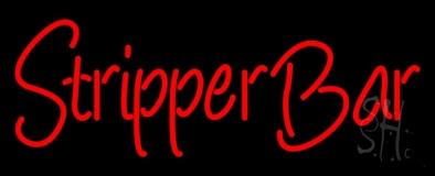 Stripper Bar Neon Sign
