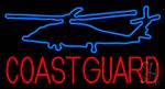 Coast Guards Neon Signs