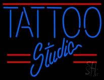 Tattoo Studio Neon Sign
