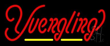 Yuengling Script Beer Neon Sign
