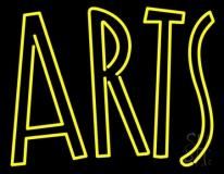 Arts Neon Sign