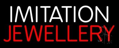 Imitation Jewelry Neon Sign