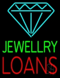 Jewelry Loans Neon Sign