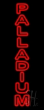 Palladium Neon Sign
