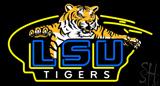 LSU Tigers University Neon Sign