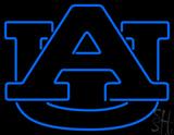 Aurubn University Neon Sign