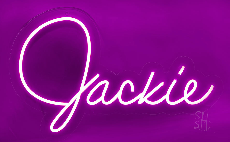 Create Neon Sign Text