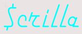 Custom $ Crilla Neon Sign 3
