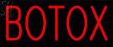 Custom Botox With Border Neon Sign 3