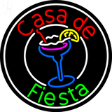 Custom Casa De Fiesta Neon Sign 1