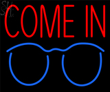 Custom Glasses Come In Neon Sign 6