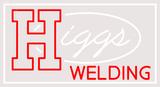 Custom Higgs Welding Neon Sign 2