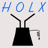 Custom Holx Sculpture Sign 2