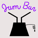 Custom Jam Bar Sculpture Sign 1