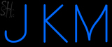 Custom Jkm Neon Sign 1