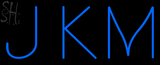 Custom Jkm Neon Sign 2