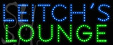 Custom Leitchs Lounge Led Sign 3