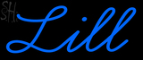 Custom Lill Neon Sign 2