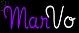 Custom Marvo Neon Sign 3