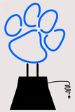 Custom Paw Neon Sculpture Neon Sign 1