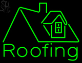 Custom Roofing Home Logo Neon Sign 1