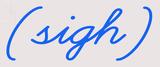 Custom Sigh Neon Sign 2