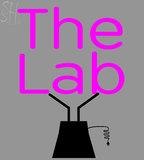 Custom The Lab Sculpture Sign 1