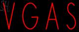 Custom Vgas Neon Sign 1