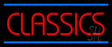 Classics Neon Sign