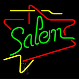 Salem Triangles Neon Sign