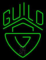 Guild Neon Sign
