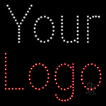 Custom Logo LED Sign